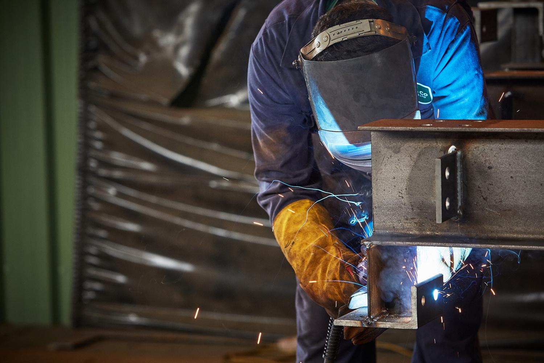 Powell & Co Construction Steel Welding