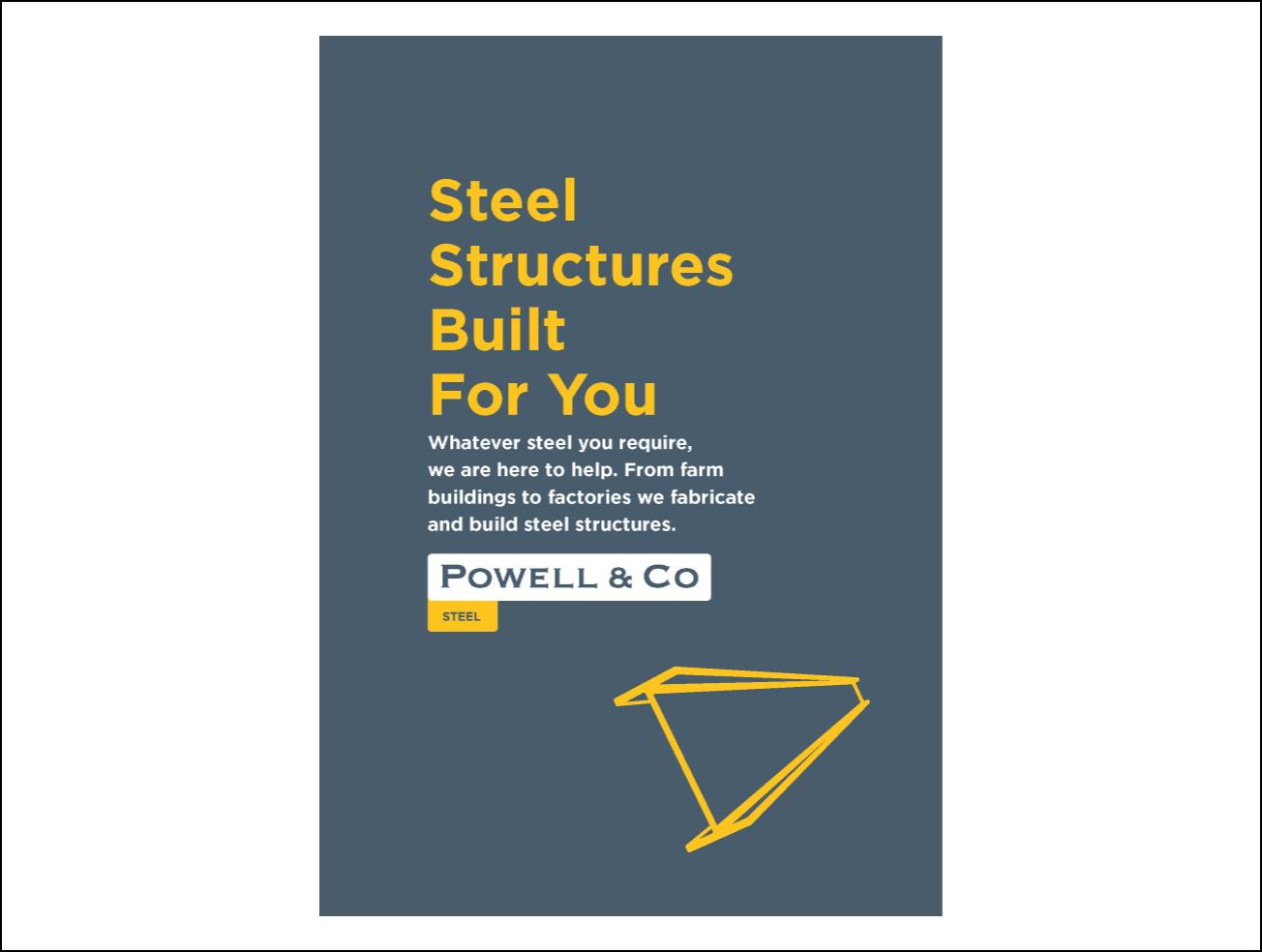Powell & Co Steel Fabrication Brochure